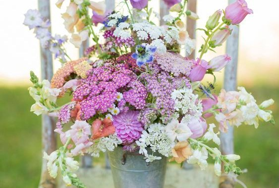 Achillea Design Combinations - Wholesale Flower Guide