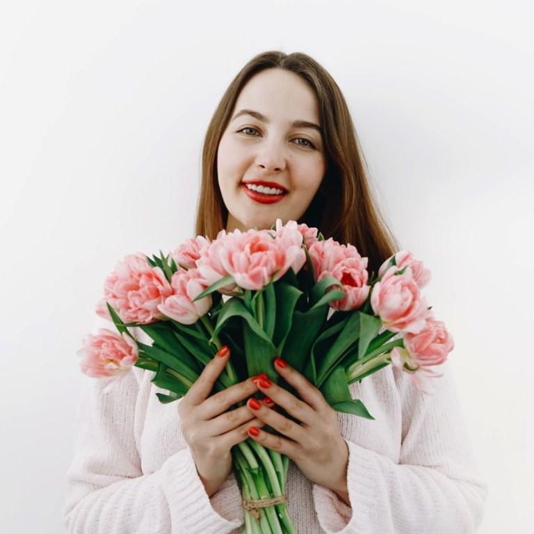 Valentine's Blooms