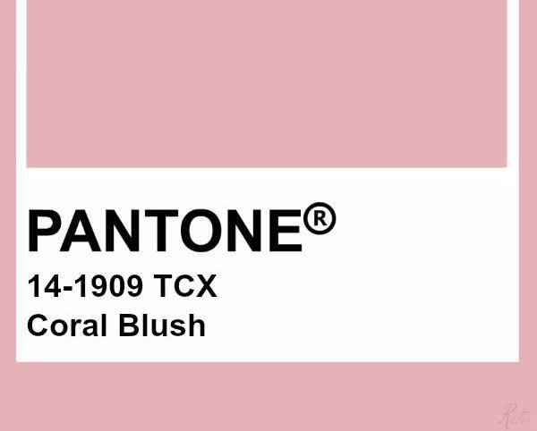 July: Coral Blush