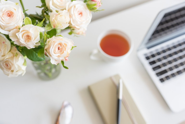 Flowers can improve Productivity