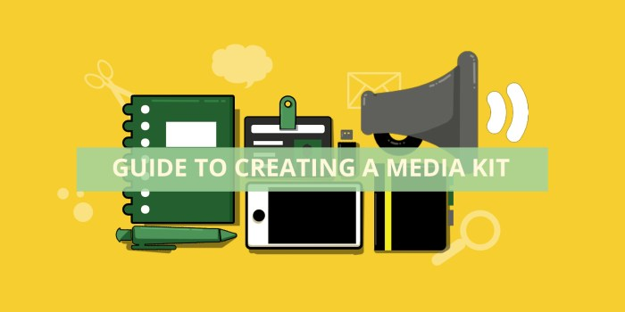 The Ultimate Guide to Creating a Media Kit