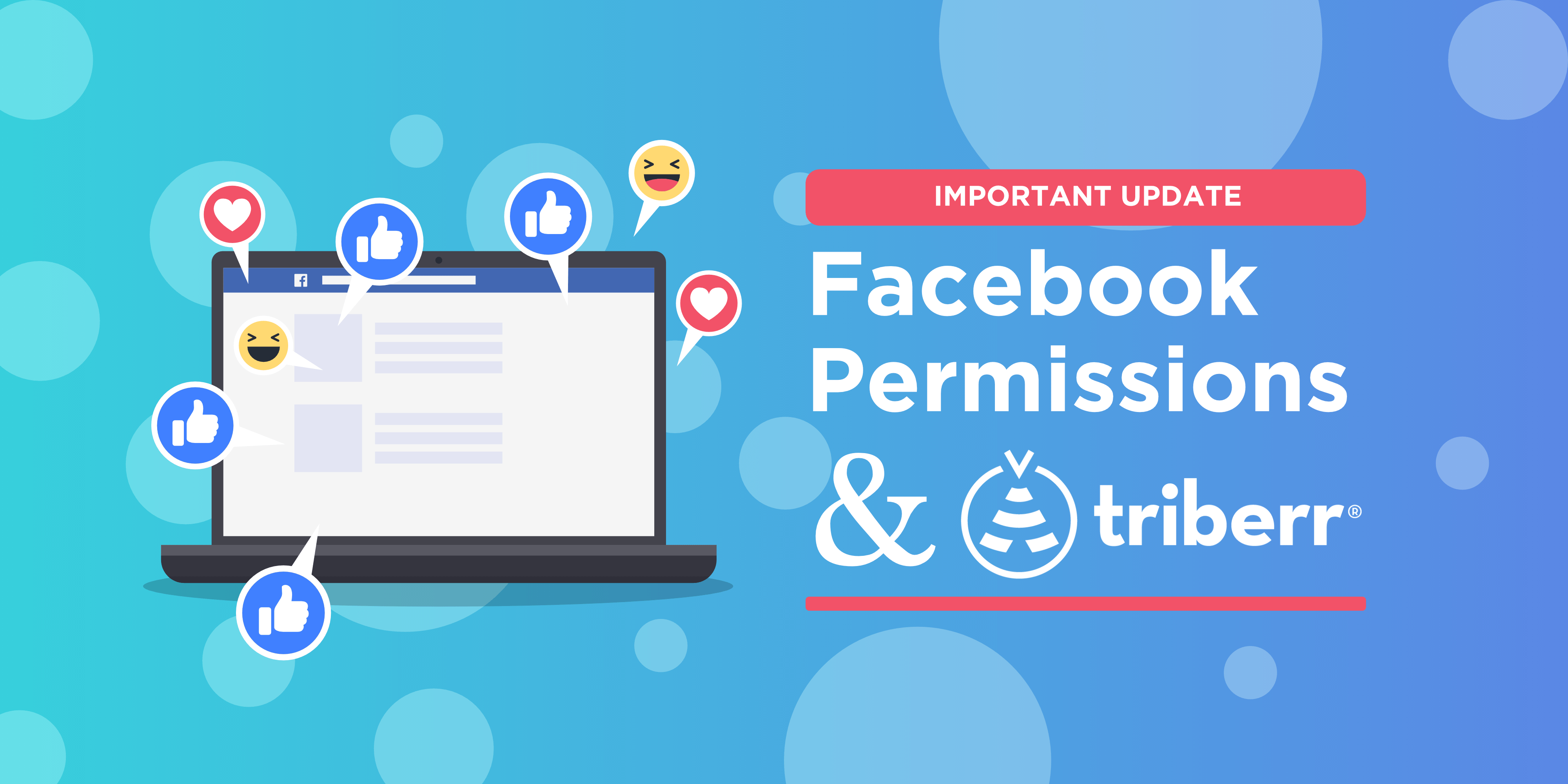 Facebook Permissions Triberr