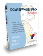 WordPress WHOIS plugin