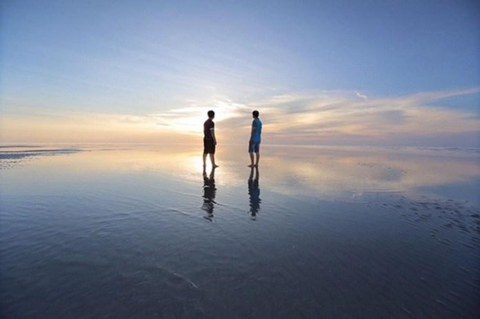 尋找遺落的秘境島嶼 – 天空之鏡