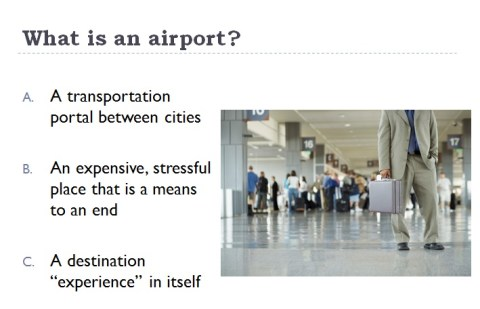 Airports?