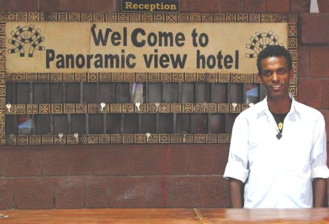 Panoramic View Hotel - Front Desk