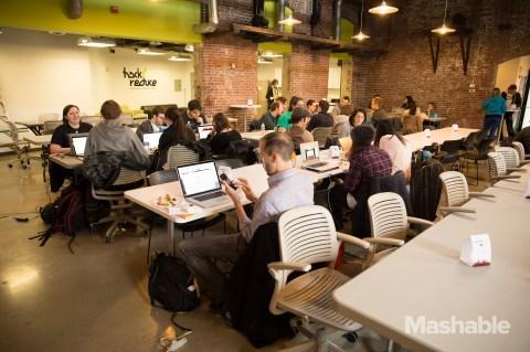 MashHacks Travel hacking Underway