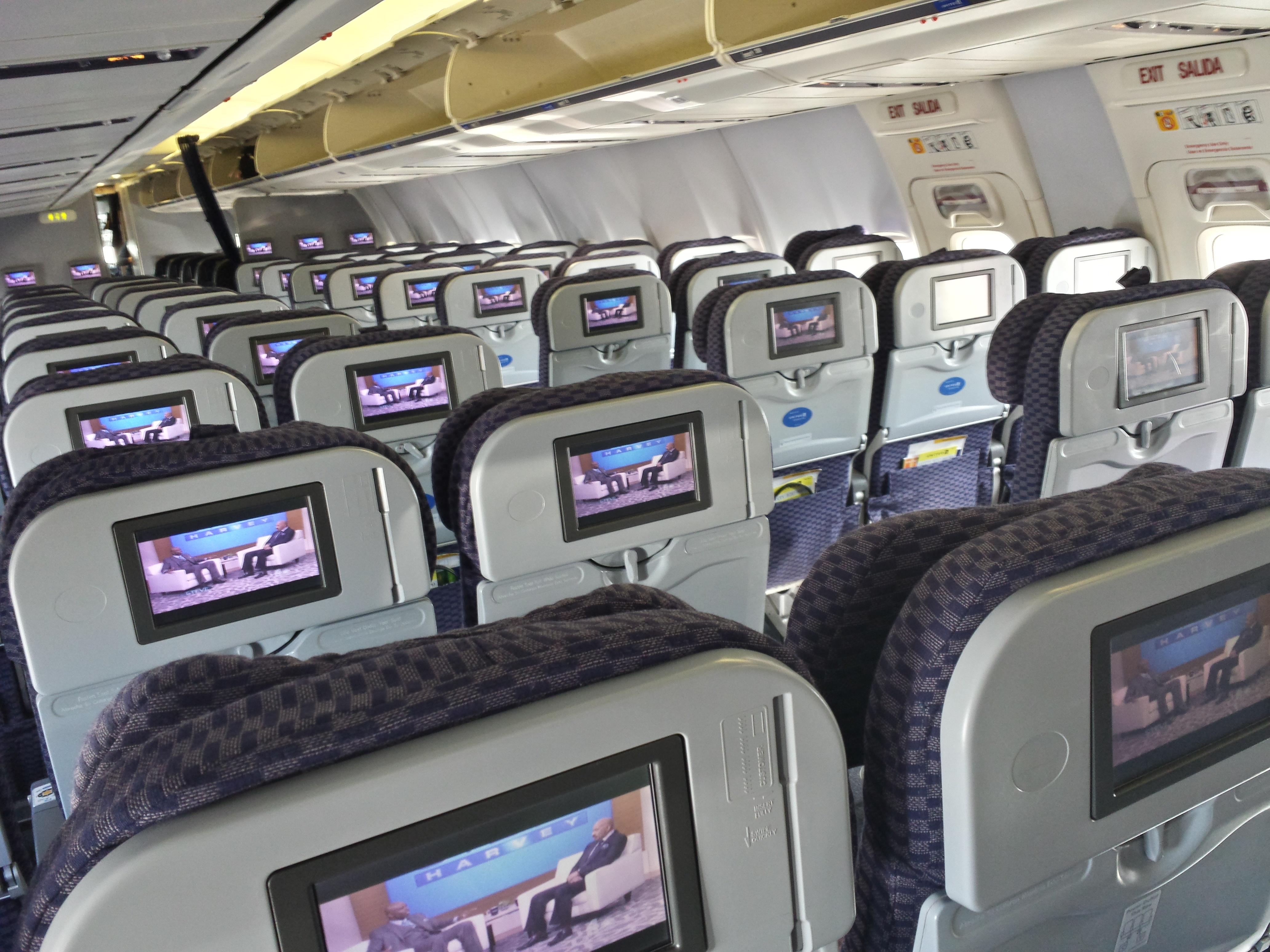 United Flight 1072 Tripchi Review Denver To Boston Boeing 737 900