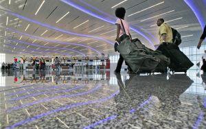 International Terminal  at ATL