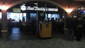 CLT Airport Bad Daddy's