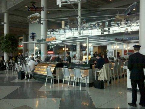 CLT Airport Hissho Sushi