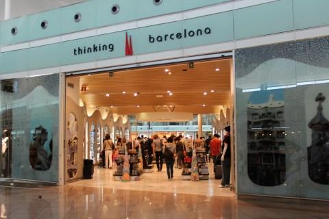 Thinking Barcelona - Barcelona Airport