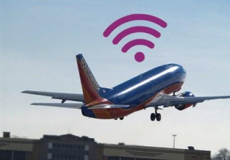 southwest wifi