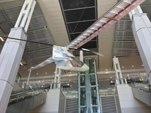 tripchi airport app reviews Dulles Airport