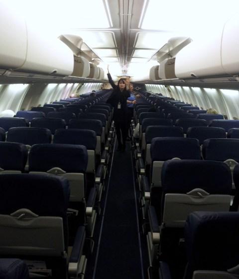 Pick a Seat, Any Seat!