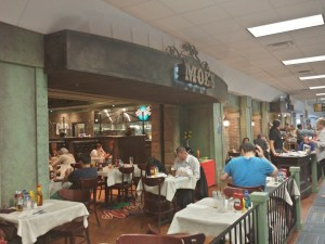IAD Moe's for Airport Restaurant Month