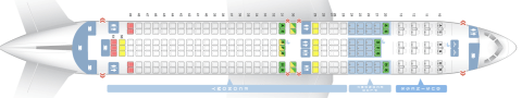 767-300ER Possible Layout