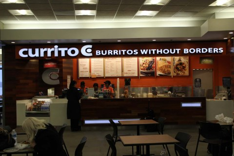 PIT Airport Currito