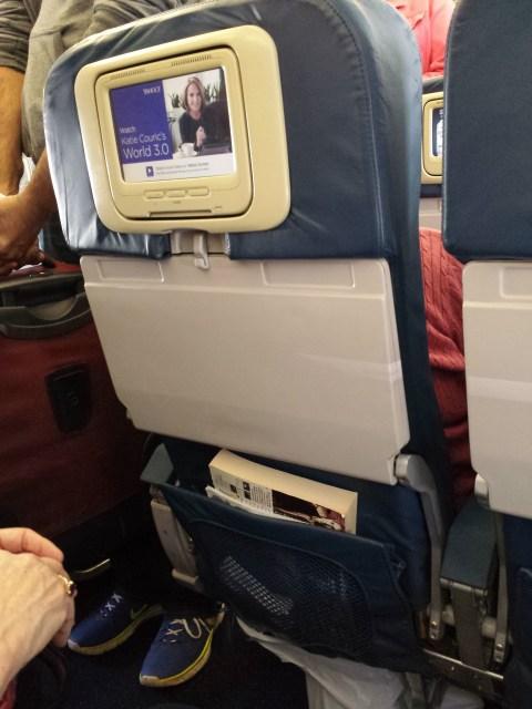 Delta 1382 Seats