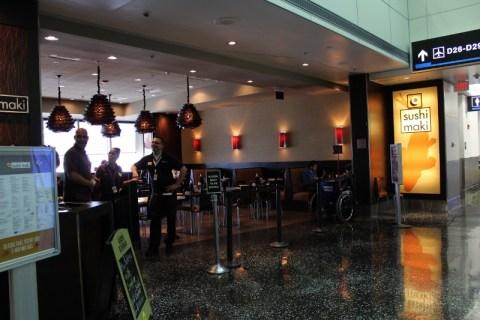 Sushi Maki - MIA Airport