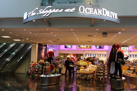 The Shoppes at Ocean Drive - MIA Airport