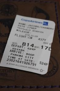 Flight CM437