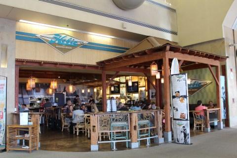 Hobie's at John Wayne Airport