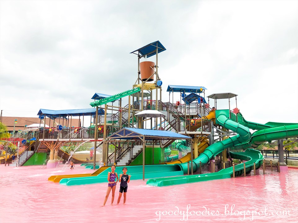 Best Waterparks Malaysia: Desaru Coast Adventure Park