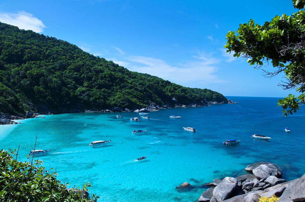 Similand Island Thailand