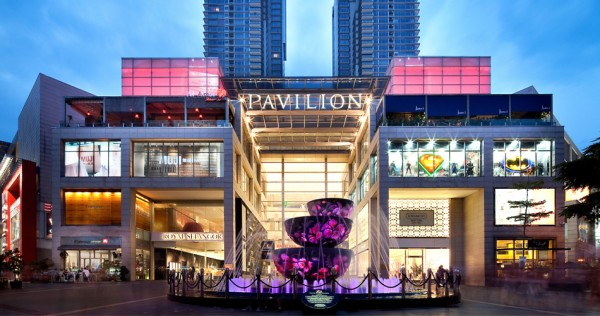 Pavilion offer a wide range of products under one roof.