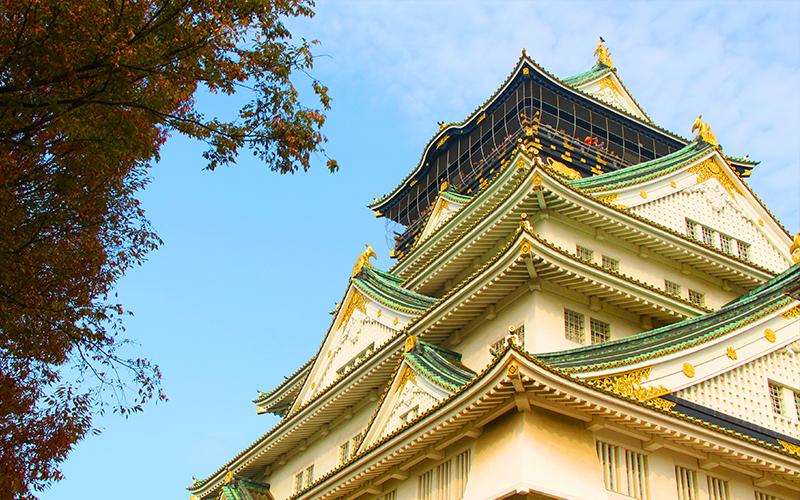 Osaka mempunyai kadar jenayah yang rendah, mesra pelancong.