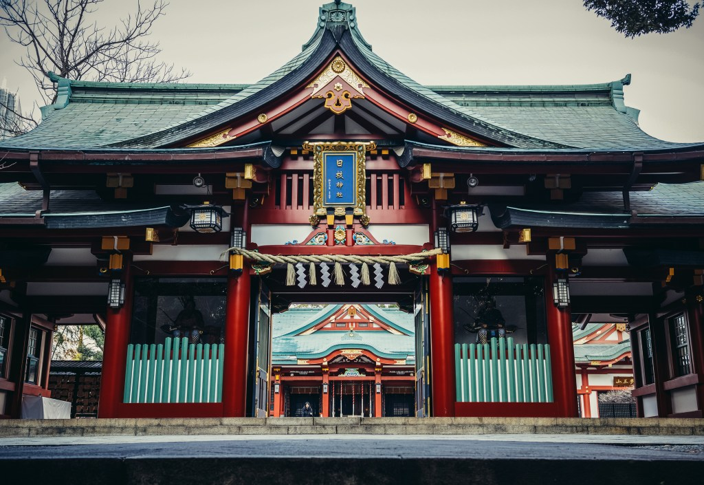 Hie Shrine offers Instagrammable experience and history for visitors
