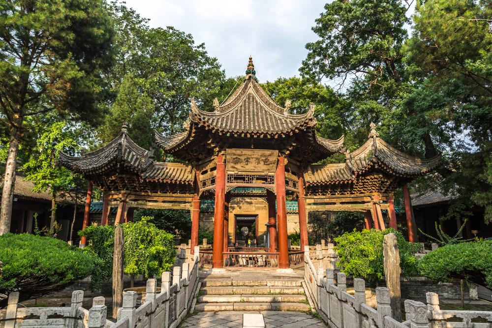 Great Mosque of Xian merupakan masjid tertua dan terbesar di Xian, lokasi menarik di Xian yang wajib dilawati jika ke sini