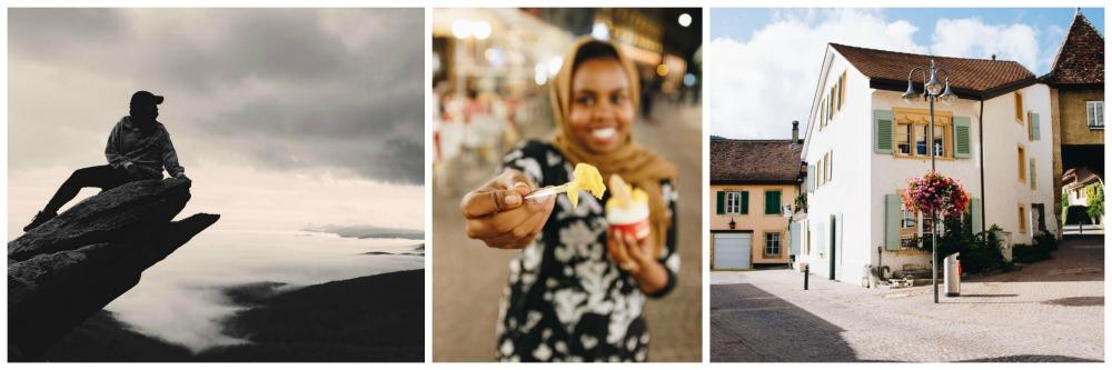 Yasmin Ali Muslim travel girl