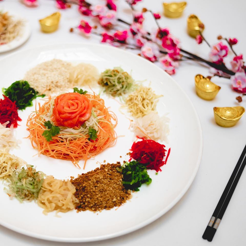 Majestic Hotel Chinese New Year 2020 Dinner Rate