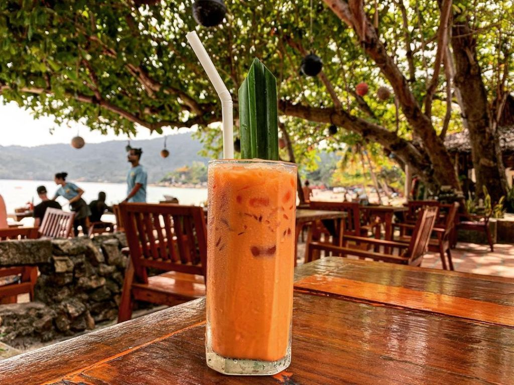 Chiang Mai's special Iced Tea