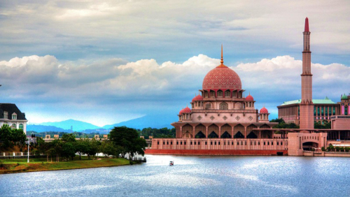 Putra is on the most beautiful Mosques in Malaysia list you need to check out