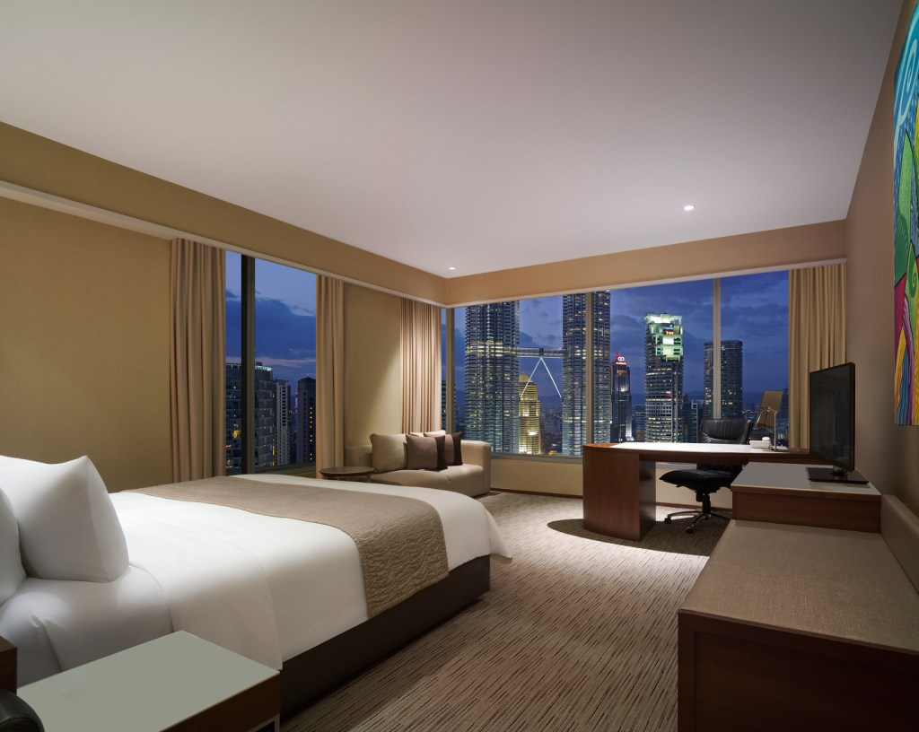 Traders is on the 5-star KL hotel list.