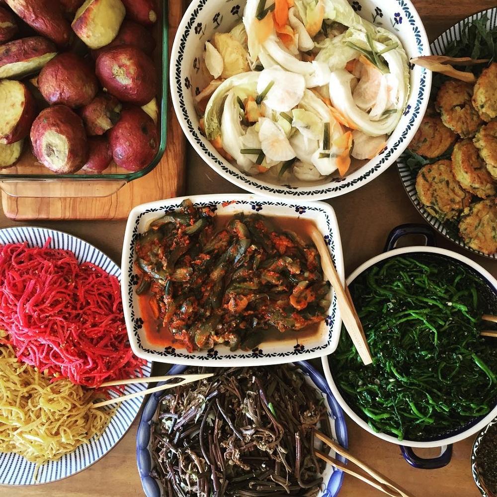 Korean cooking workshops in Korea