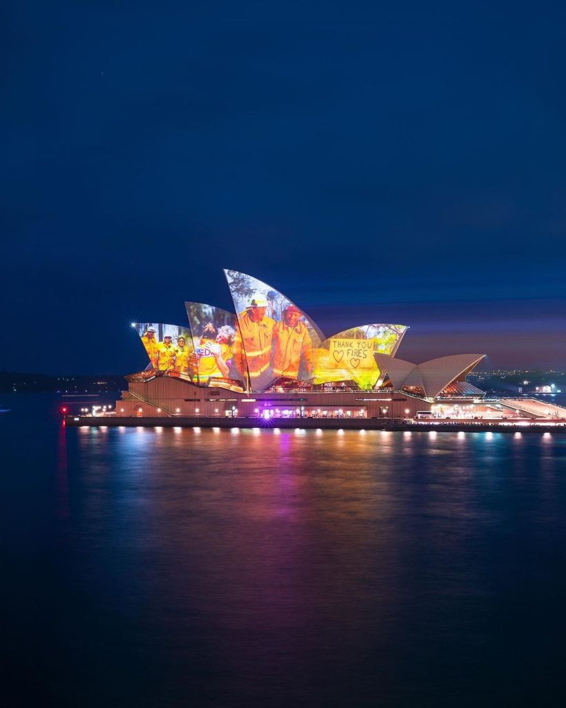 Destinations in Australia: Sydney Opera House