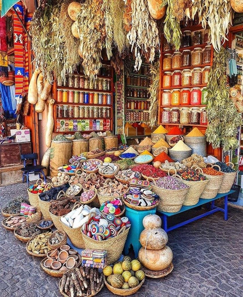 Casablanca's Old Medina