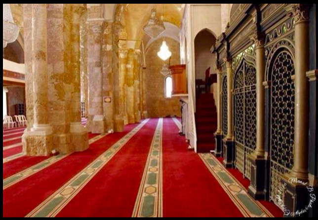 Lebanon Travel: Masjid Al Omari Beirut