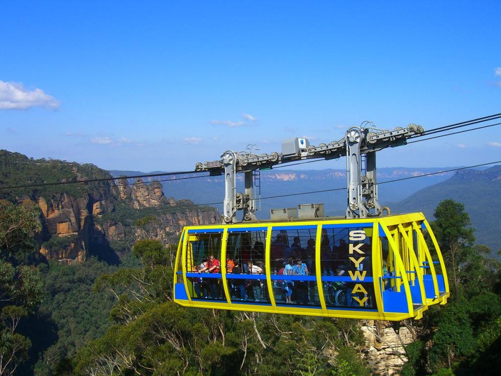 Blue Mountains Sydney is one of the things to see in Sydney