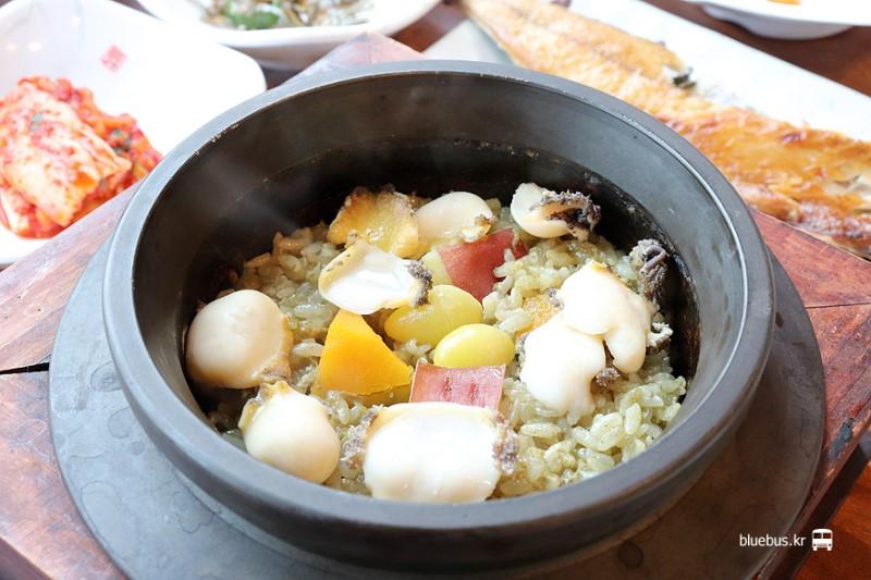 Makanan halal di Jeju