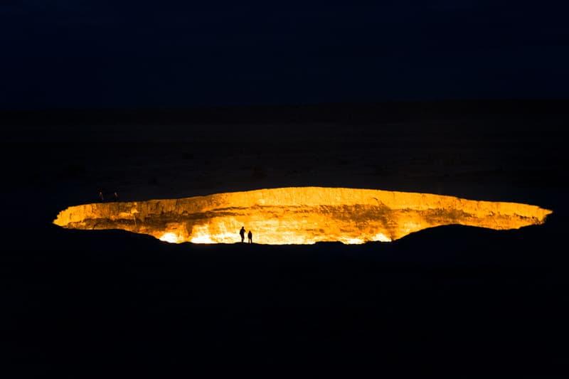 Turkmenistan Travel Highlights + Map