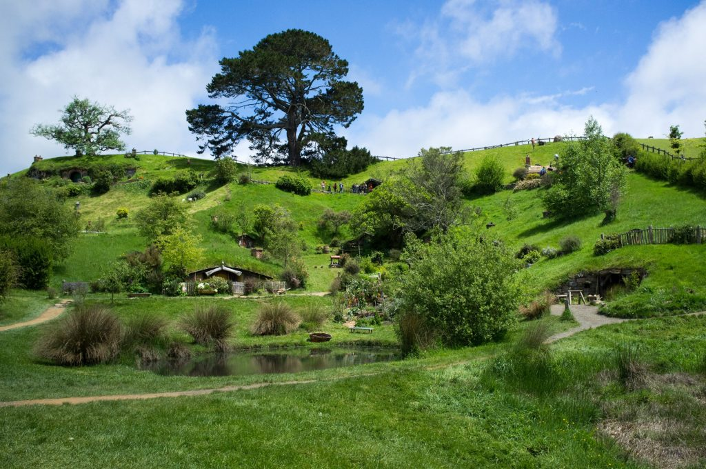 Fans of The Lord of the Rings and The Hobbit trilogy will love this part of New Zealand