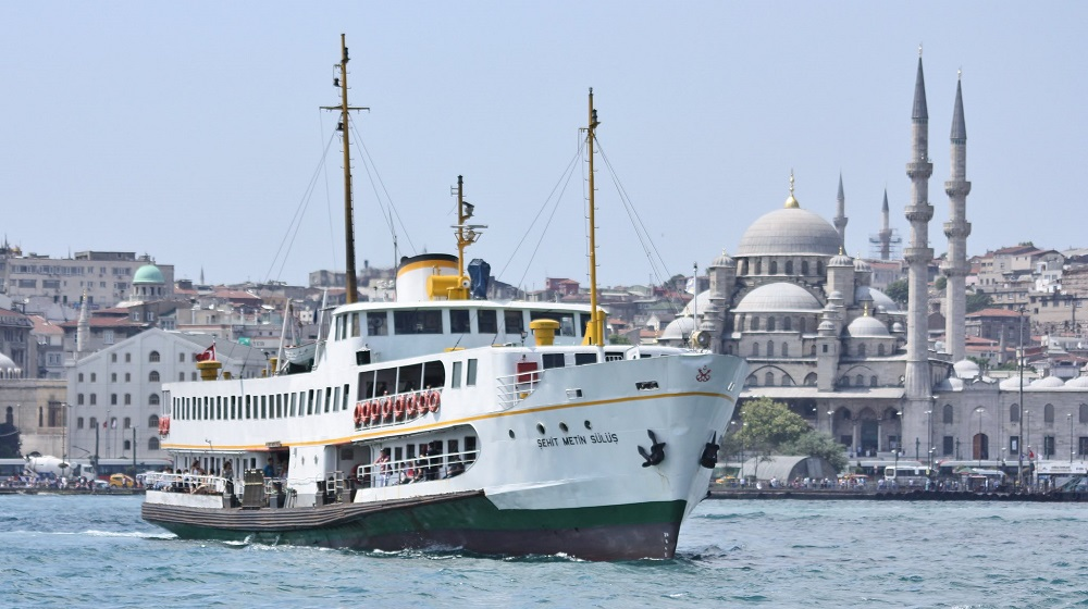 Take a Bosphorus Cruise during Summer in Turkey