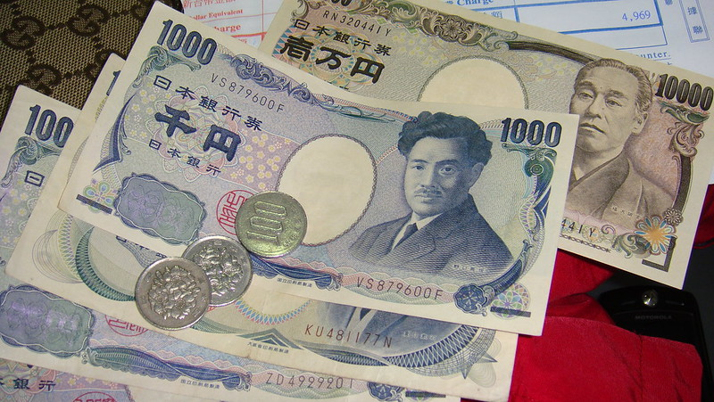 Top Things You Need to Know Before You Travel to Kyoto, Japanese Yen