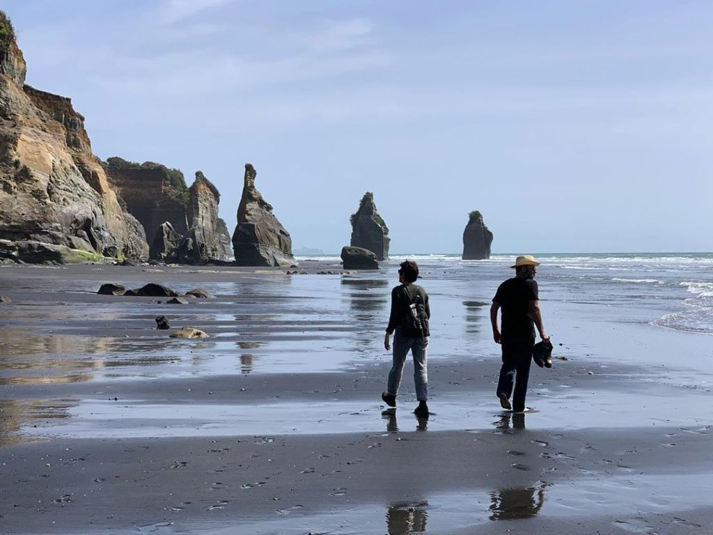 The Taranaki coast is perfect for the outdoor enthusiast and adventure lovers