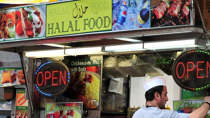 Halal food in Australia